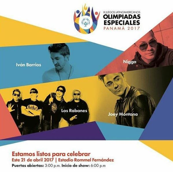 Photo of III juegos Latinoamericanos Olimpiadas Especiales Panamá 2017
