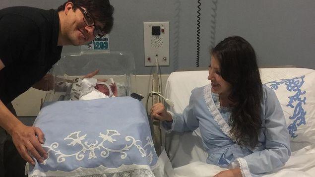 Photo of Nació el #PrinchiBaby, el hijo de Roseta Bordanea