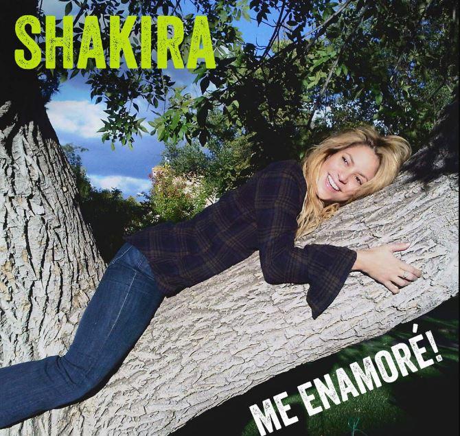 "Photo of Shakira hoy estrena su sencillo ""Me Enamoré"""