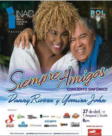 Photo of Concierto sinfónico 'Siempre amigos'