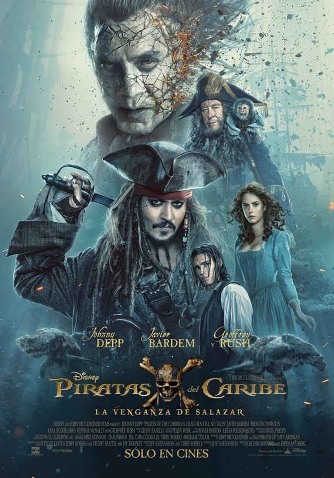 Photo of Piratas del Caribe 5