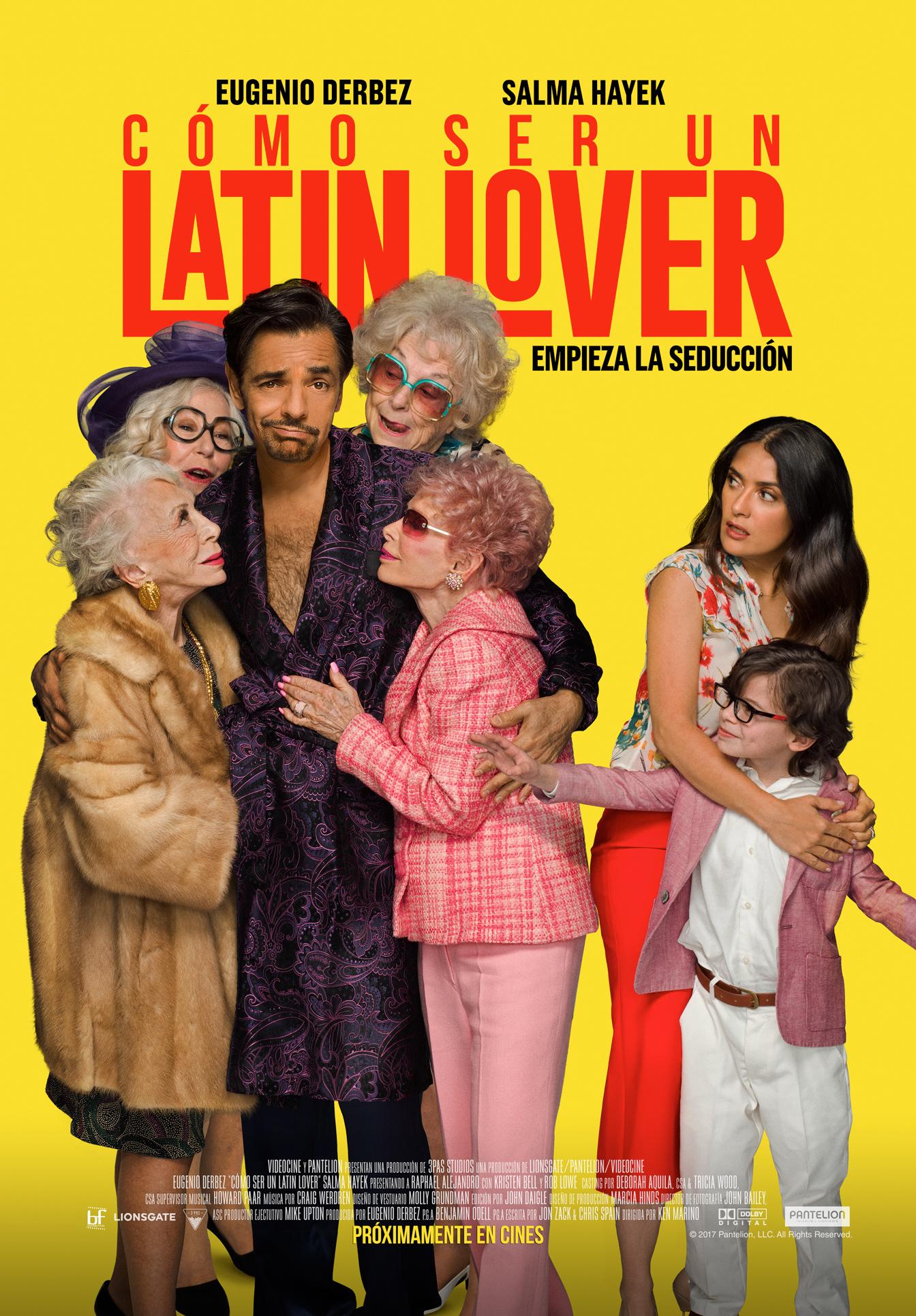 Photo of Como Ser un Latin Lover
