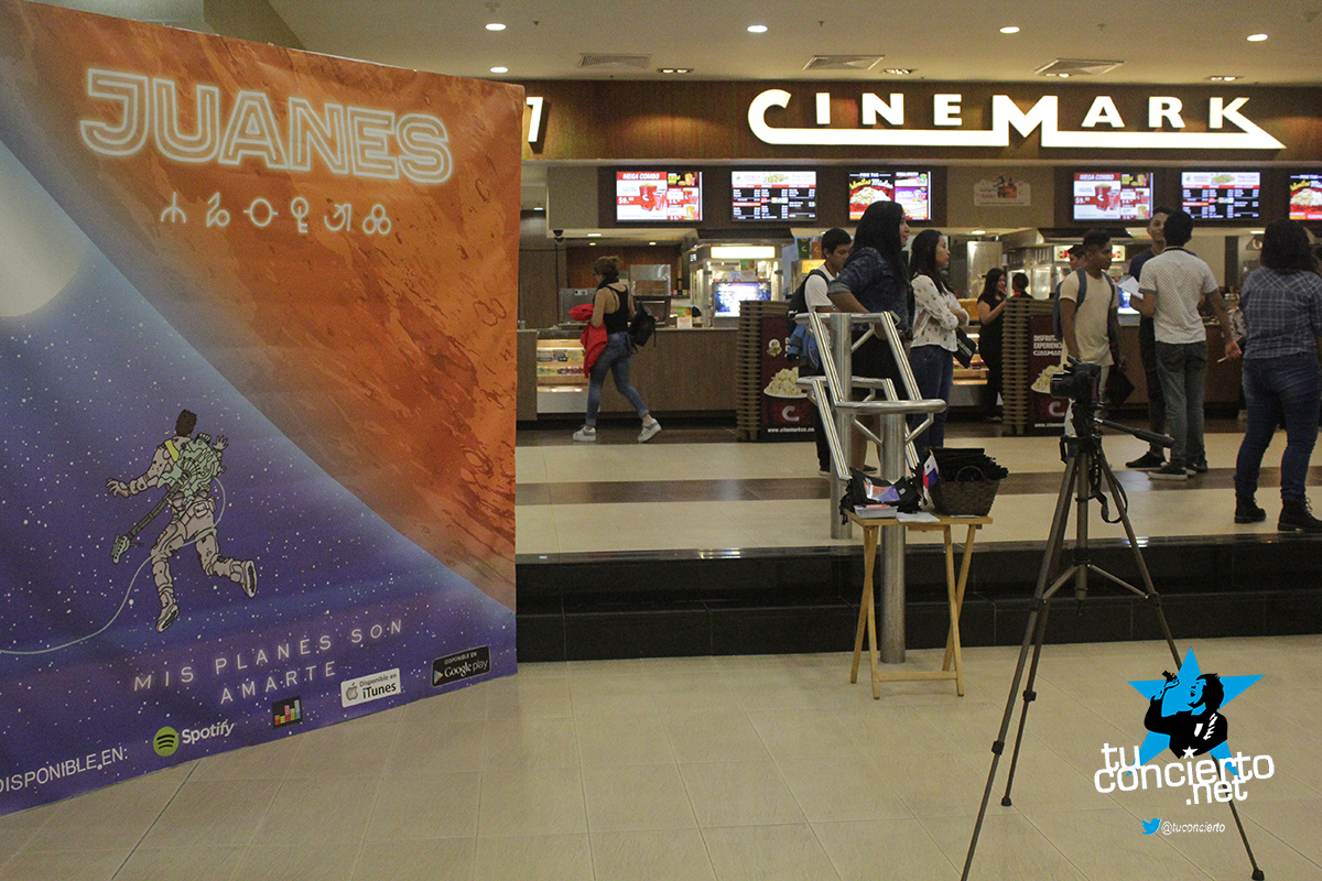Photo of Presentación exclusiva en Cinemark del álbum audiovisual 'Mis Planes son Amarte' de Juanes