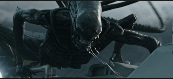 Photo of Alien: Covenant a pocos días de estrenarse