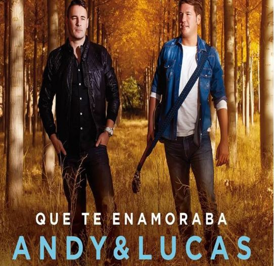 Photo of Andy y Lucas presentaron 'Que te enamoraba'