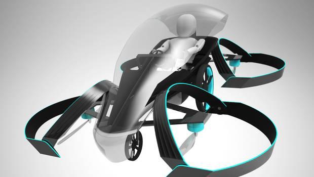 Photo of Toyota respalda un proyecto de auto volador con la mirada puesta en 2020