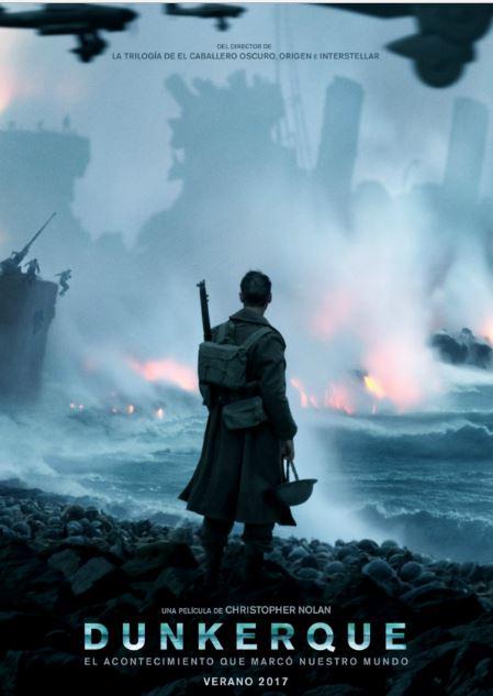 Photo of Warner Bros Lanza tráiler oficial de 'Dunkerque'