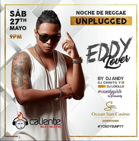 Photo of Eddy Lover presentara una 'Noche de reggae Unplugged'