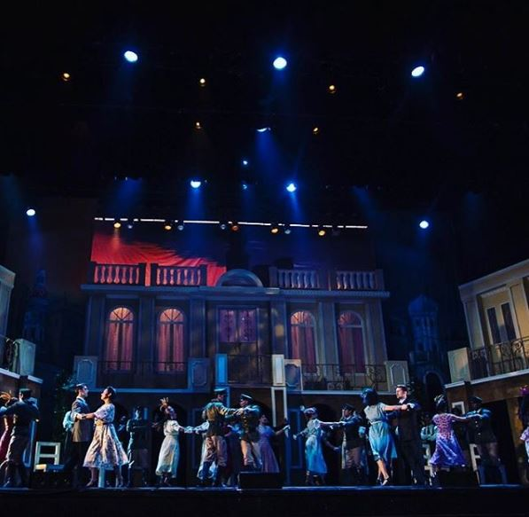Photo of El musical 'Evita' en el Teatro Anayansi