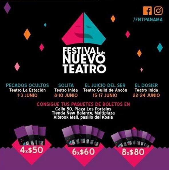 Photo of Festival De Nuevo Teatro Panamá