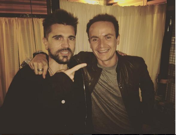 Photo of Juanes estrena 'Alguna vez' junto a Fonseca