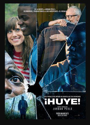 Photo of ¡Huye! La película