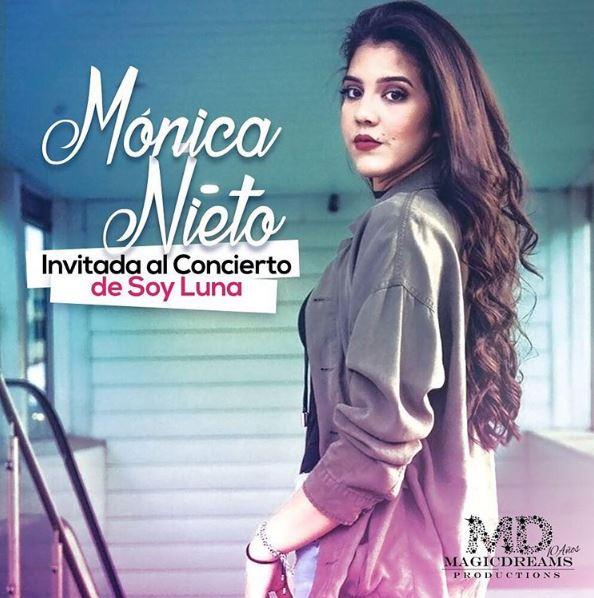 Photo of Mónica Nieto sera la invitada especial en el concierto 'Soy Luna'