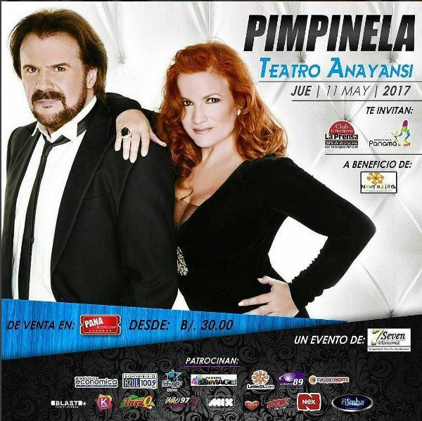 Photo of 'Pimpinela' se prepara para dar concierto en Panamá