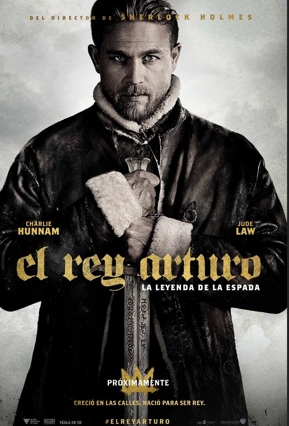Photo of Rey Arturo Leyenda de la espada