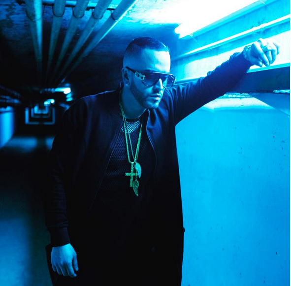 Photo of Yandel muestra un adelanto del vídeo de 'Mi Religión'