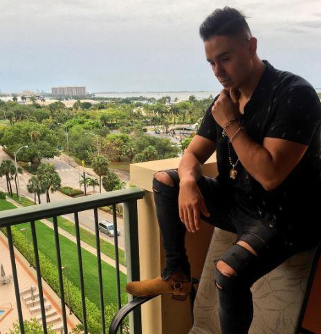 Photo of Joey Montana ya esta en Punta Cana para los Premios Heat