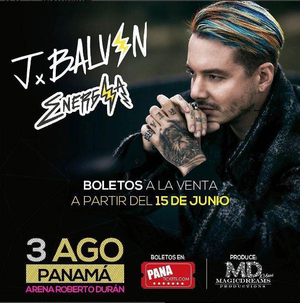Photo of Concierto de J Balvin en Panamá