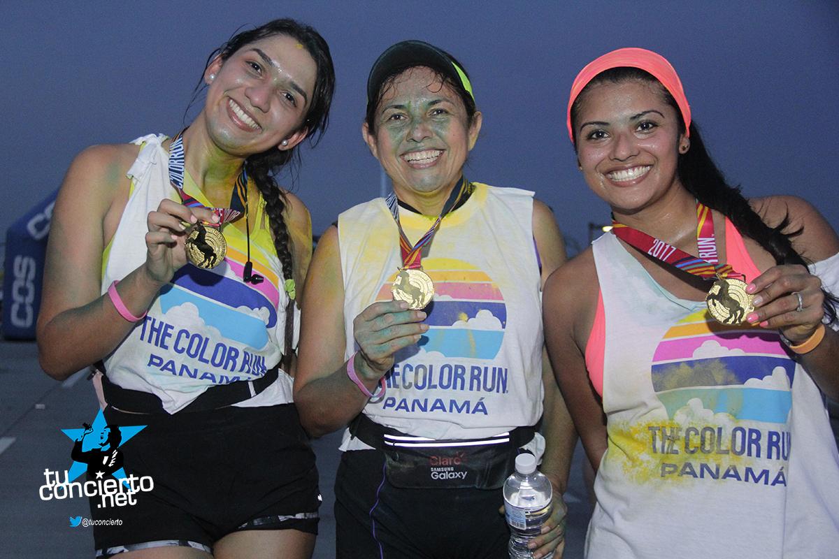 Photo of The Color Run Panamá 2017