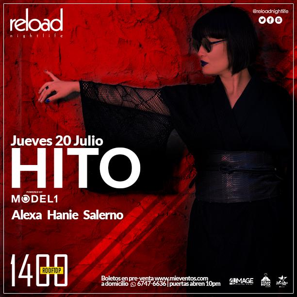 Photo of Reload  presenta 'HITO' por primera vez en Panamá