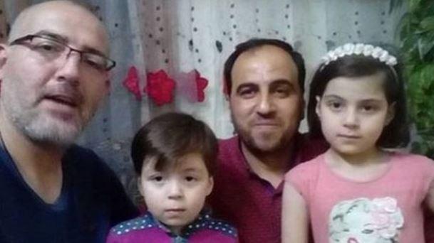 Photo of Así luce Omran Daqneesh con su familia
