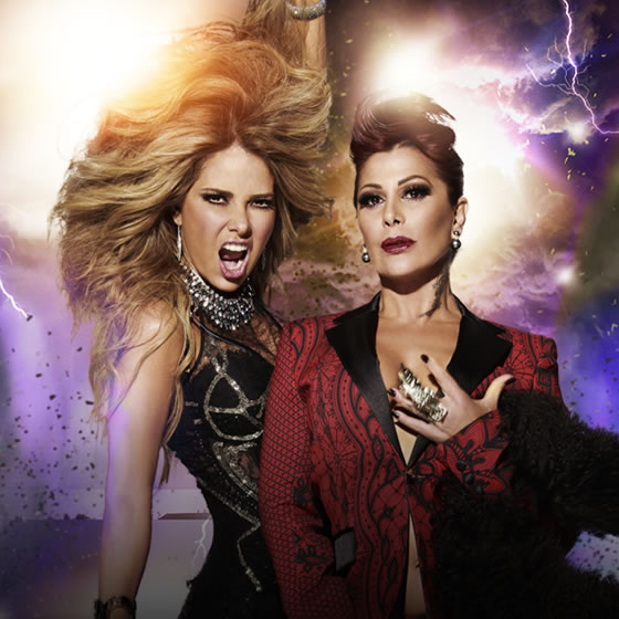 Photo of Gloria Trevi y Alejandra Guzmán inician gira 'Versus World Tour'