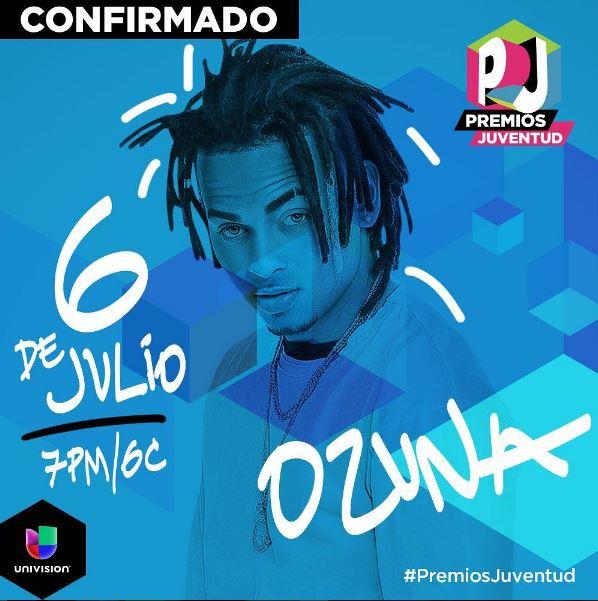 Photo of Ozuna nominado a Los Premios Juventud