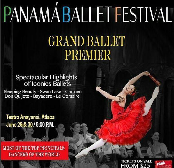 Photo of Faltan pocos días para disfrutar del Panamá Ballet Festival