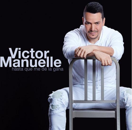 "Photo of Víctor Manuelle estrena ""Hasta que me dé la gana"""
