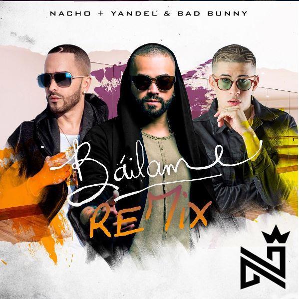 Photo of Nacho anuncio que 'Bailame' pronto tendrá su versión Remix