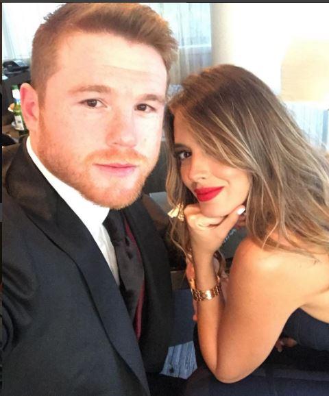 Photo of Shannon de Lima confirma su relación con Canelo Álvarez