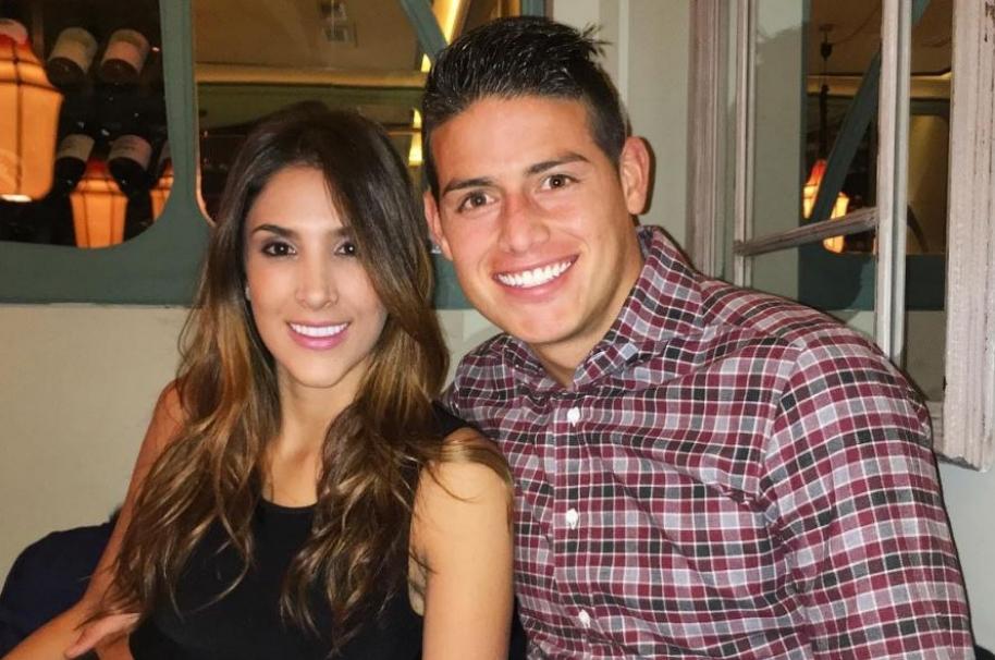 Photo of Daniela Ospina y James Rodríguez hacen oficial su separación