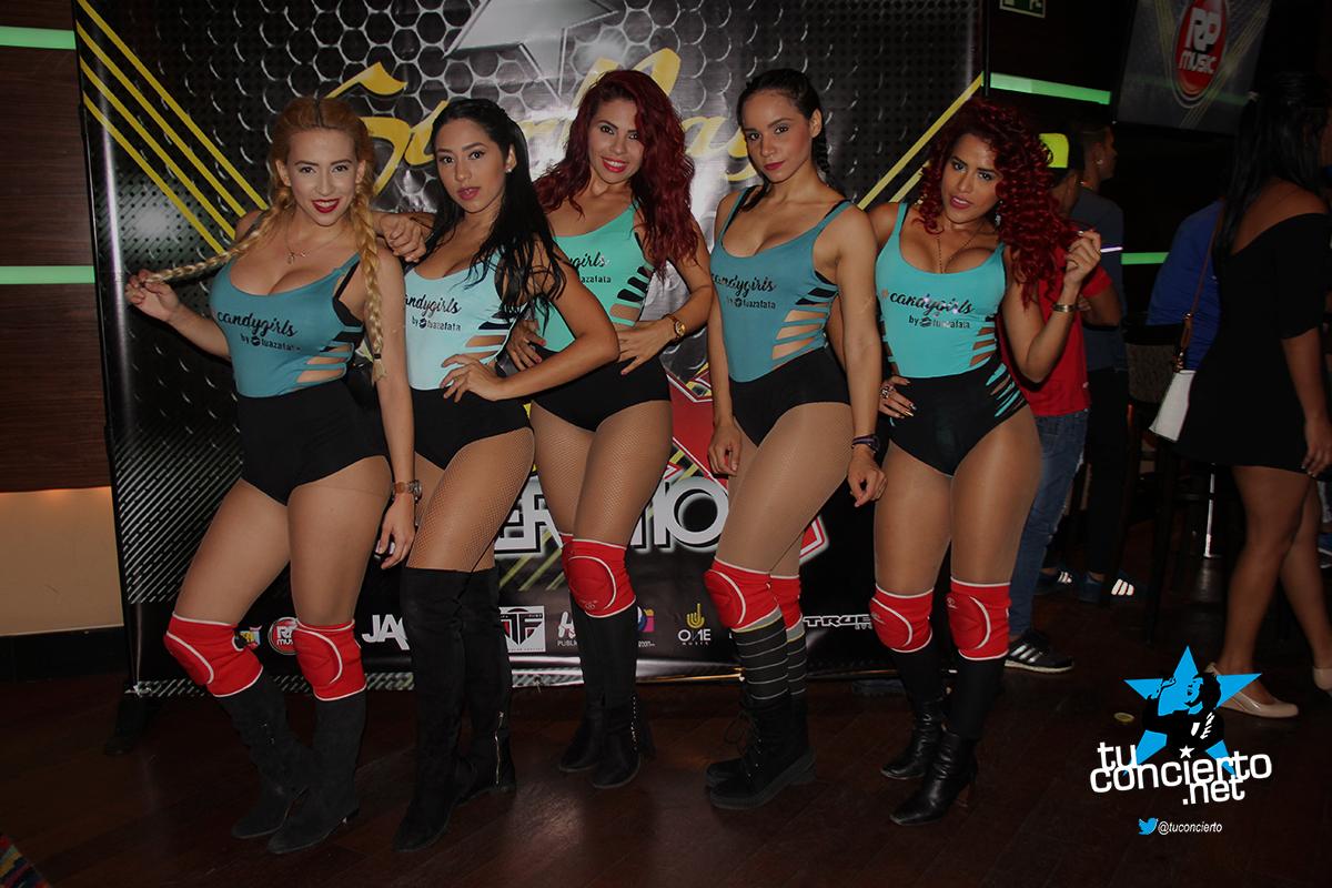 Photo of Presentación especial de las #Candygirls en el Urba X Generation