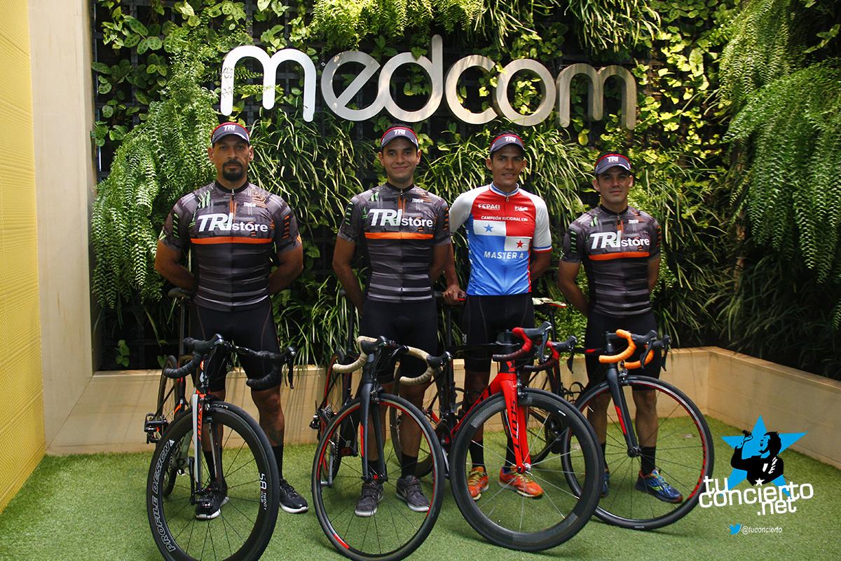 Photo of Firma de convenios con patrocinadores del Giro RPC