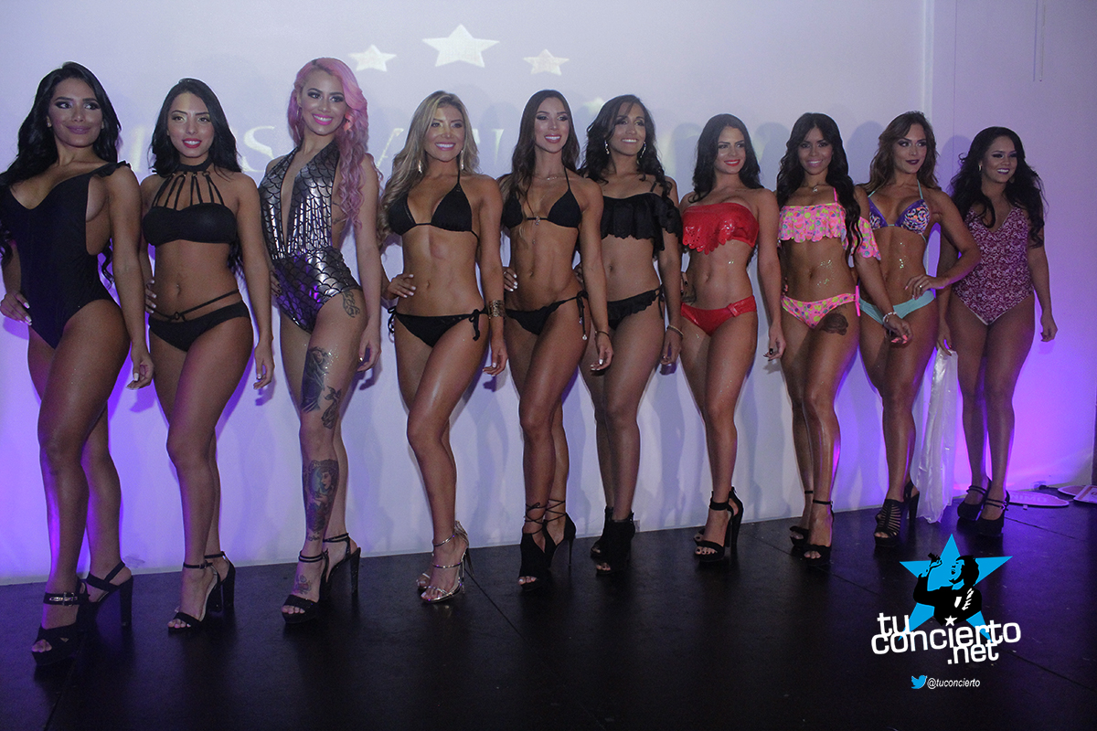Photo of Final de Miss Latin Body 2017