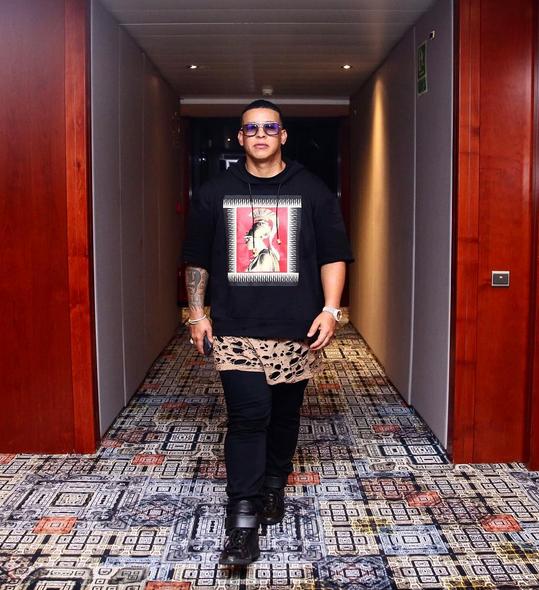 Photo of Daddy Yankee se convierte en el primer artista latino en el primer puesto en Spotify