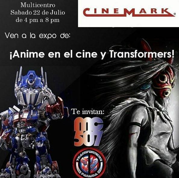 Photo of Expo de Transformers Panamá