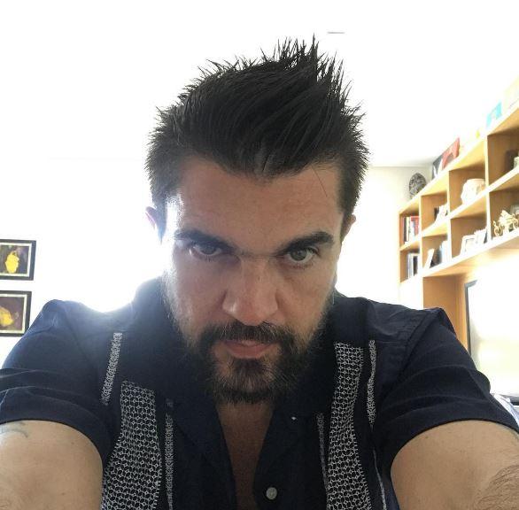 Photo of Juanes en Madrid