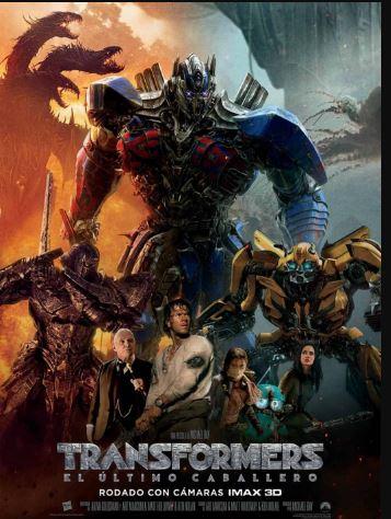 Photo of Gana entradas para Transformers 5