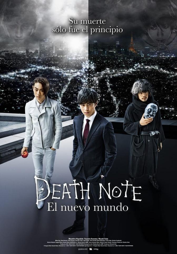 Photo of Death Note 3 El Nuevo Mundo
