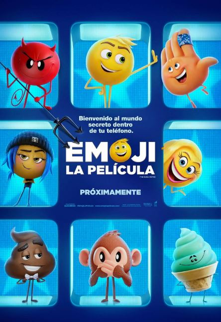 Photo of Emoji la Película