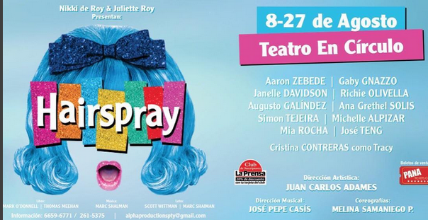 Photo of Hairspray, El Musical