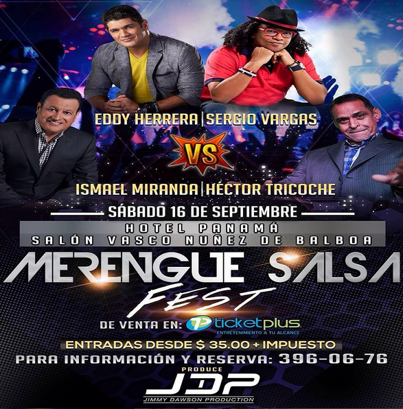 Photo of Merengue Salsa Fest