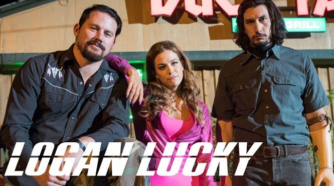 Photo of 'Logan Lucky' proximamente en cines