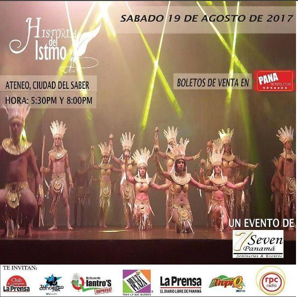 Photo of Esta noche Musical 'Historia del Istmo'