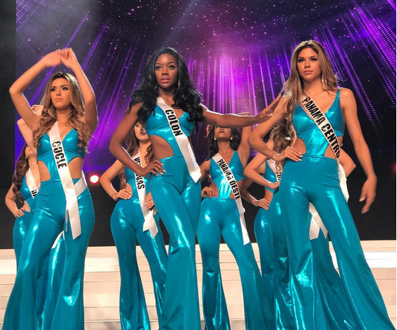 Photo of Final de Señorita Panamá 2017