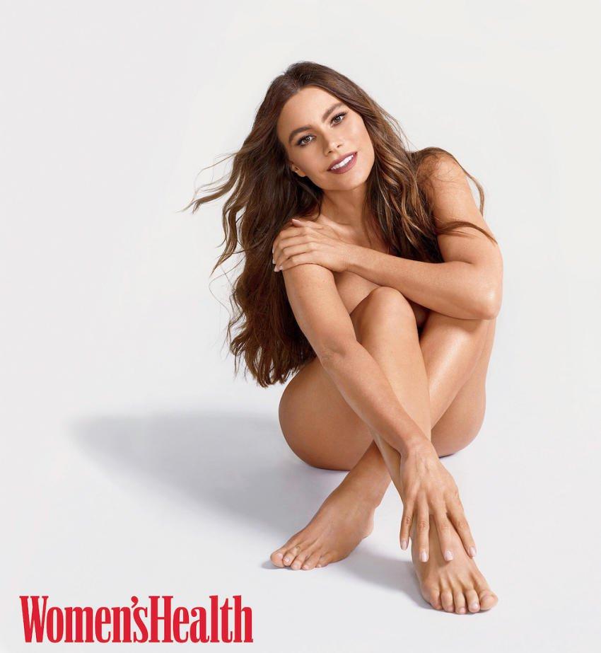 """Photo of Sofía Vergara posa para la portada de """"Womens Health"""""""