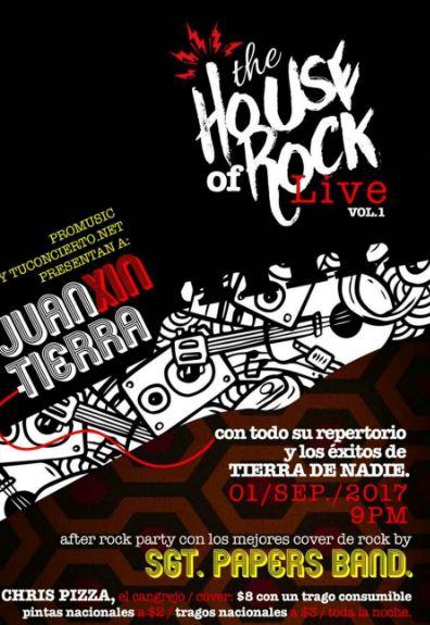 Photo of Este viernes es el lanzamiento de 'The House of Rock'