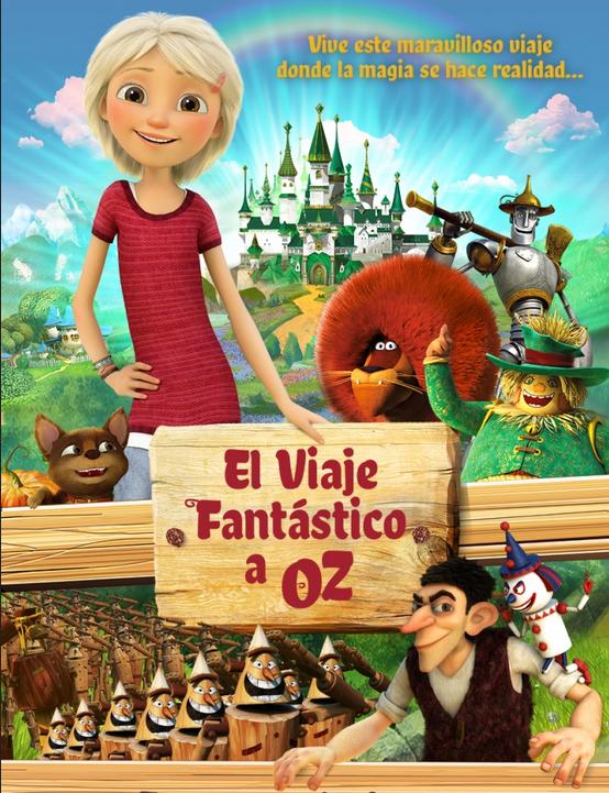 Photo of El viaje fantástico a OZ
