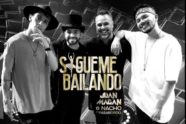 """Photo of Nacho y Juan Magan presentan """"Sígueme Bailando"""""""